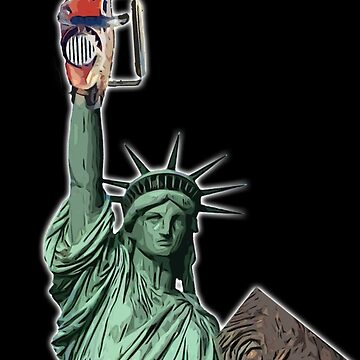 Give me some liberty baby by SMALLBRUSHES