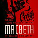 Shakespeare Macbeth by Tony Herman