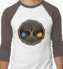 Astral Tree of Life Baseball ¾ Sleeve T-Shirt