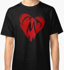 M - GRAFFITI HEART Classic T-Shirt
