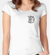 Wheatley Women's Fitted Scoop T-Shirt