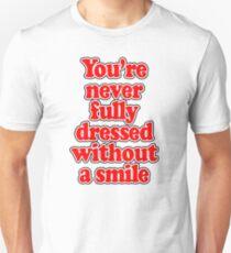 ANNIE - Smile Unisex T-Shirt