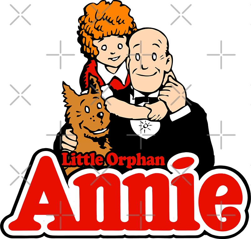 Little orphan annie by dcdesign