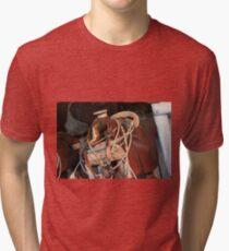 Tack & Saddle Tri-blend T-Shirt