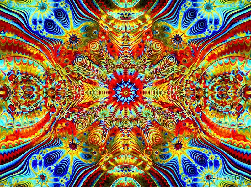 Quot Cosmic Creatrip2 Psychedelic Trippy Visuals Quot Posters By