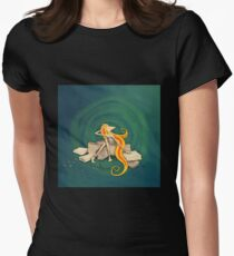 Kazart Phoebe 'Seriously Shopped Out' Womens Fitted T-Shirt