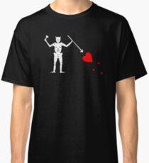 Edward Teach Pirate Flag Classic T-Shirt