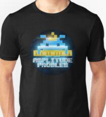 Amplitude Problem Logo Apparel and Stickers T-Shirt