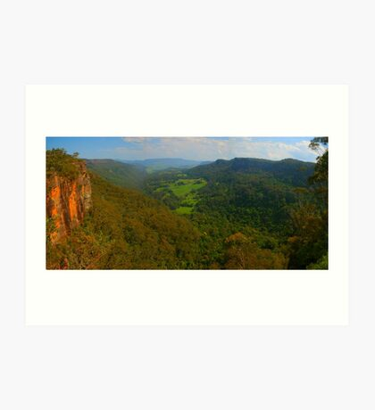 This Is Australia .. Southern Highlands Art Print