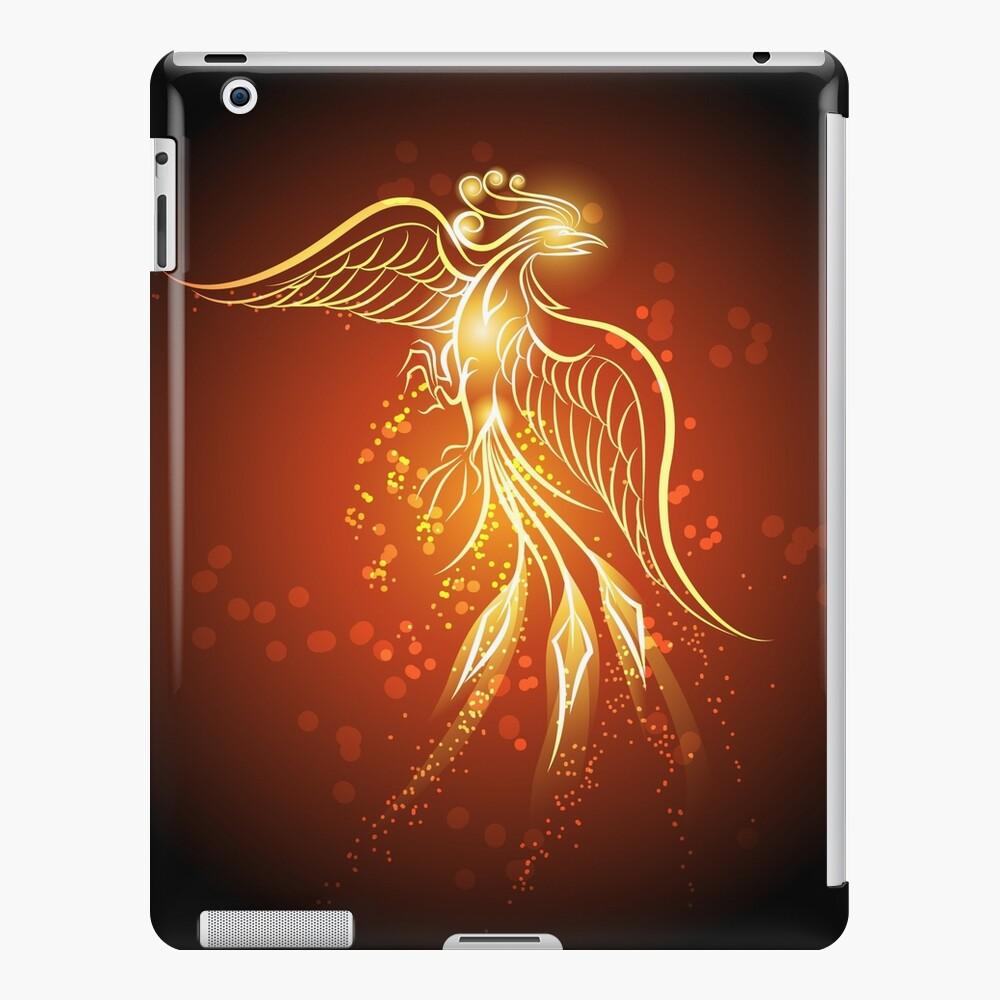 Phönix aus der Asche iPad-Hülle & Skin