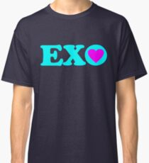 ♥♫I Love EXO Fabulous K-Pop Clothes & Stickers♪♥ Classic T-Shirt