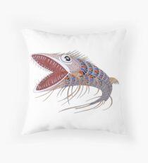 Shark fish  (original sold) Throw Pillow
