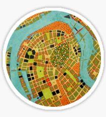 cypher number 19 - koblenz  (original sold) Sticker
