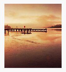 Boidheach Loch, Eirinn Photographic Print