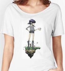 gorillaz 0 Women's Relaxed Fit T-Shirt