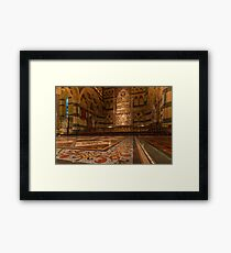 St Paul's Melbourne Framed Print