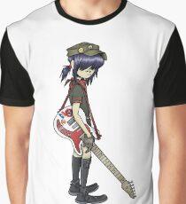 gorillaz noodle Graphic T-Shirt