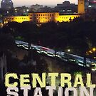Central Station Sydney by Phillip Overton