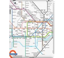 London Underground iPad Case/Skin