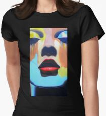 Mint Julep Womens Fitted T-Shirt