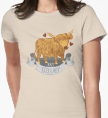 Crazy Coo Lady banner T-Shirt