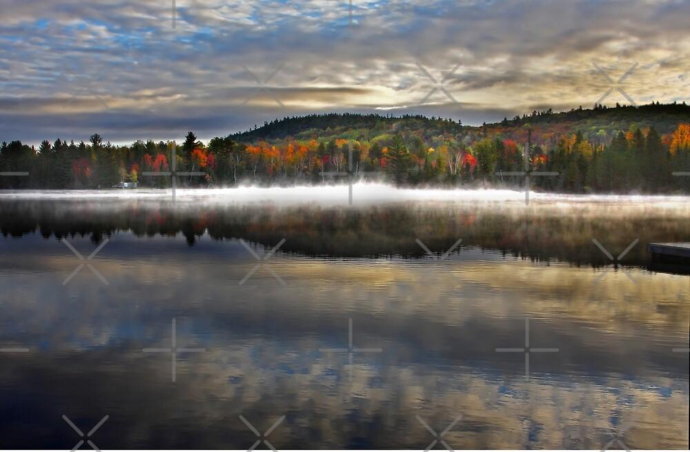 Wilson Lake, Quebec by Jim Cumming
