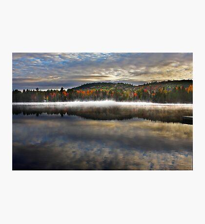 Wilson Lake, Quebec Photographic Print