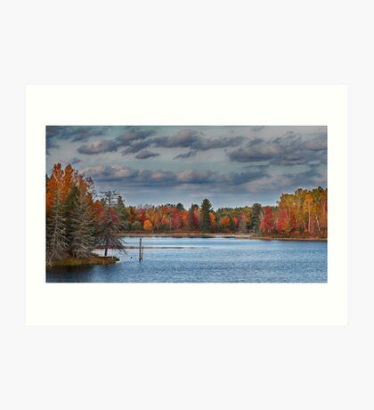 Cottage Bound, Kazabazua, Quebec Art Print