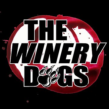 the winery dog logo by jaka095