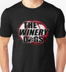 the winery dog logo Unisex T-Shirt