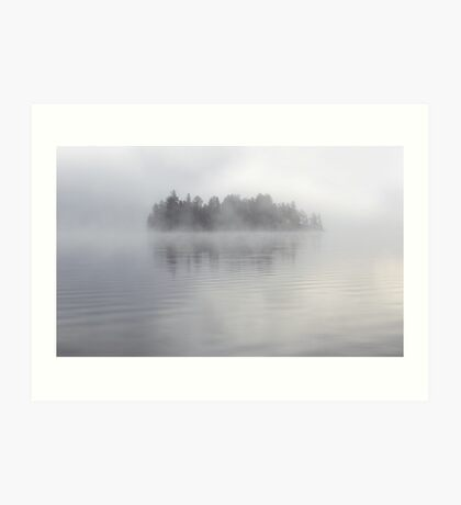 Lake of Two Rivers - Algonquin Park, Canada Art Print