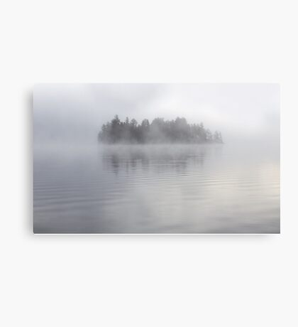 Lake of Two Rivers - Algonquin Park, Canada Canvas Print