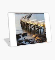 Granite Island Bridge Pt.6 Laptop Skin
