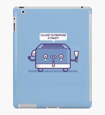 Toast! iPad Case/Skin