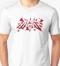Savant - Red Triangles Unisex T-Shirt