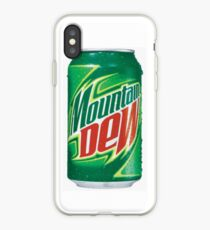 Mountain Dew Can iPhone Case