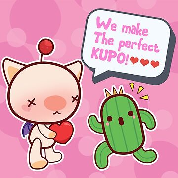 We make the perfect KUPO! by Berri-Blossom