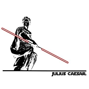 Star Wars: Julius Caesar - Black Ink by Djidiouf