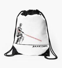Star Wars: Julius Caesar - Black Ink Drawstring Bag