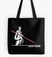 Star Wars: Julius Caesar - White Ink Tote Bag