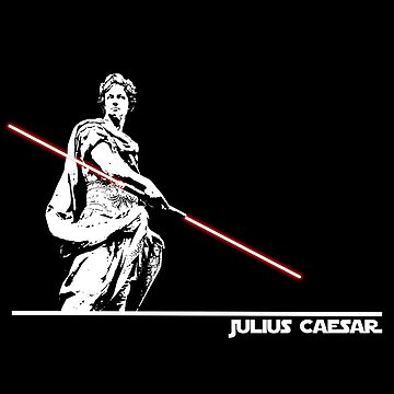 Star Wars: Julius Caesar - White Ink by Djidiouf