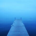 The Jetty..........Lake Geneva by Imi Koetz