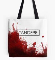Yandere Bag Tote Bag