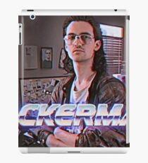 Hackerman Poster iPad Case/Skin