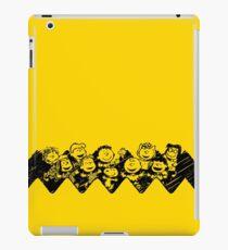 Charlie Brown y sus amigos iPad Case/Skin