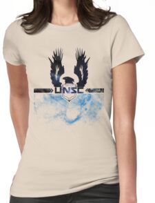 UNSC - Halo Womens Fitted T-Shirt