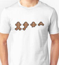 Eaten (Gingerbread Man) T-Shirt