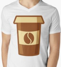 Fancy Paper Coffee Cup T-Shirt