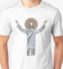Touchdown Jesus  Unisex T-Shirt
