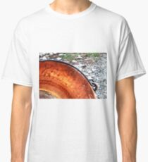 The Flaming Disc Classic T-Shirt